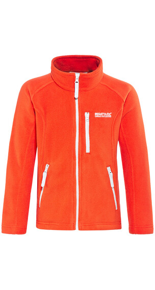 Regatta Marlin IV Jacket Kids Amber Glow